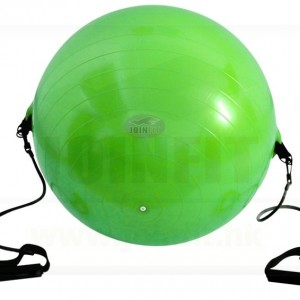 Joinfit 65cm Fitball with Reistance Tubes - 3