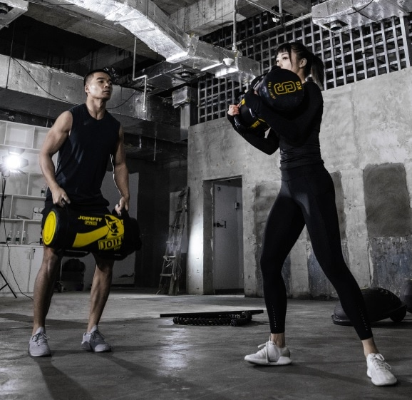 Joinfit PRO Fitness Powerbag 15