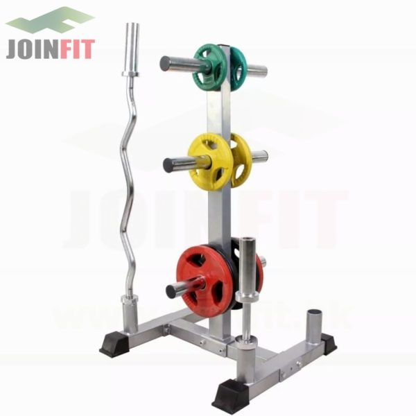Joinfit olympic barbell and plate holder JM018 1