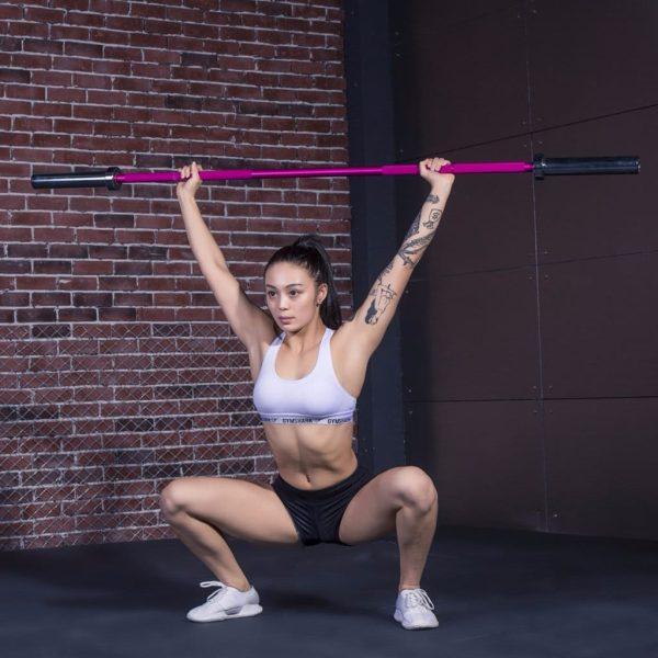 Joinfit olympic lifting bar J.S.073AA 3