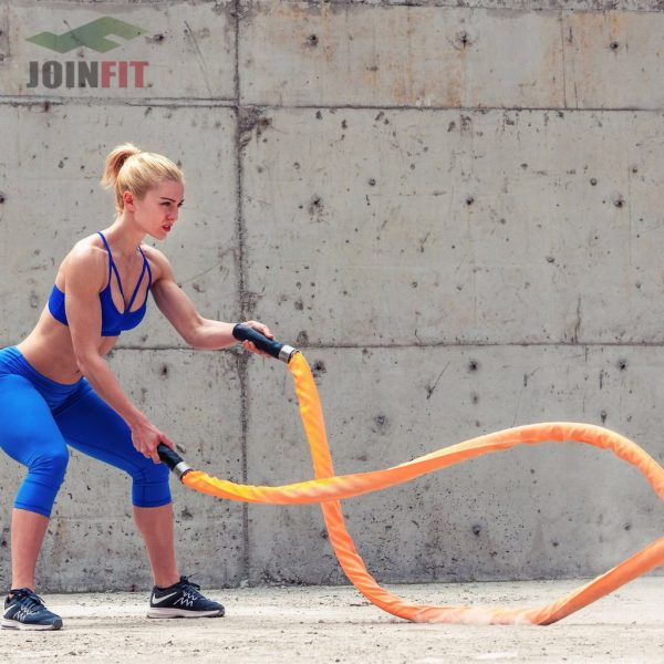 products joinfit battle rope JS005 4
